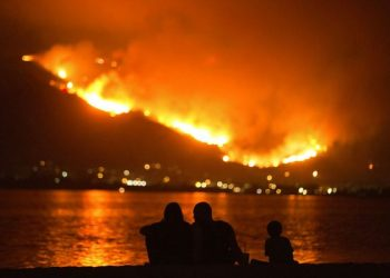 Forecast calls for busy wildfire season along West Coast