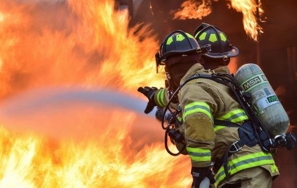 Previously Used Fireworks Cause Fire In Lake Oswego Home's Garage