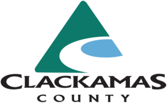 Clackamas County Oregon logo