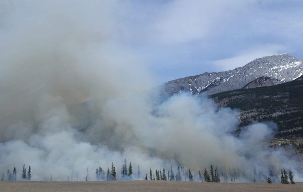 Fires Start Early in Pacific Northwest